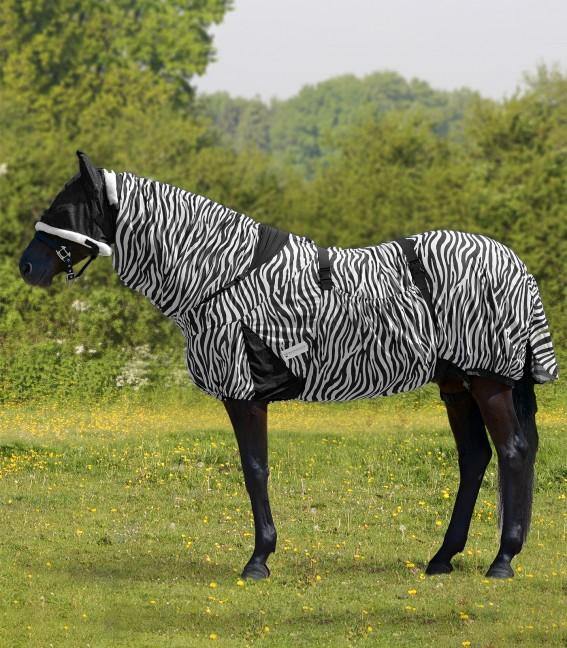 Ekzemdecke Zebra
