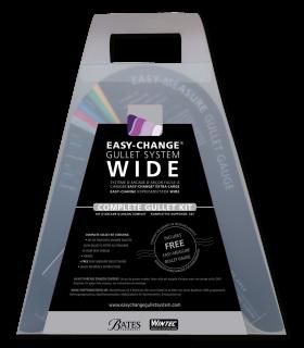 EASY-CHANGE Kopfeisen Set, weit