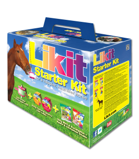 Likit Starterpackung, 6 Teile