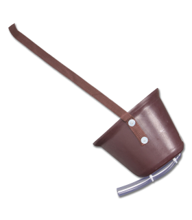 Maulkorb für Inhaliergerät