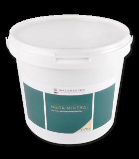 Mega Mineral - Für einen optimalen Mineralhaushalt, 3 kg