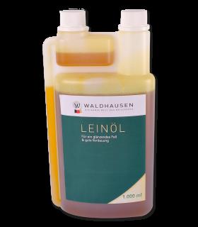 Lein-Öl - Für ein glänzendes Fell & gute Verdauung, 1 l