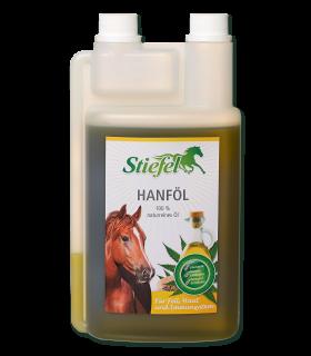 Stiefel Hanföl - Für Fell, Haut und Immunsystem