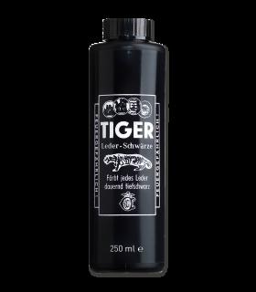 Tiger Leder - Schwärze, 250 ml