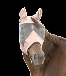 PREMIUM Fliegenmaske mit Ohrenschutz