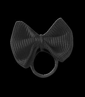 Mähnengummis mit Schleife