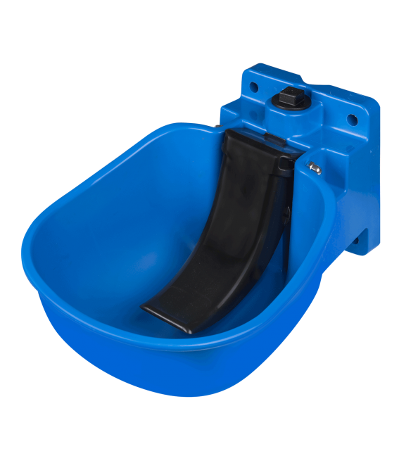 Plastic drinking bowl, robust