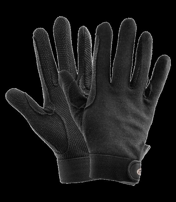 Picot Winter Riding Glove