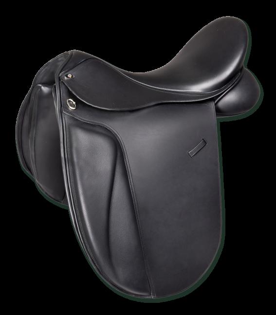 Premium Dressage Saddle, leather