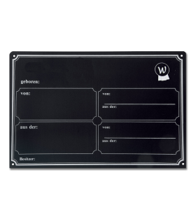 Stable Board, metal