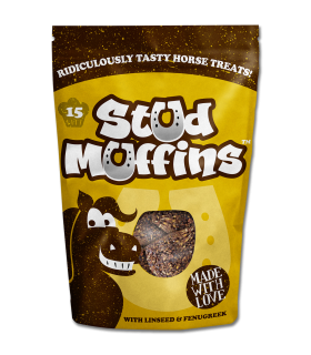 Stud Muffins, 15 pcs