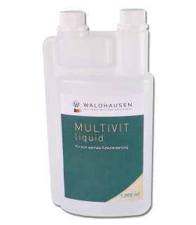 Multi-Vit - the upgrade to your feed ration, 1 l