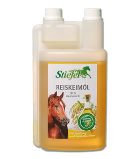 Stiefel Rice Germ Oil - for performance and building muscle