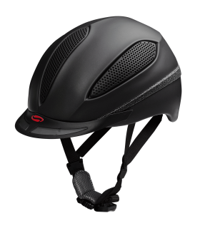 SWING H16 Riding Helmet dark shine