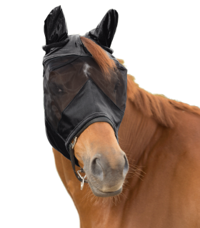 PREMIUM 3-in-1 Fly Mask