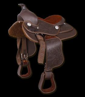 Western saddles get information online | Waldhausen