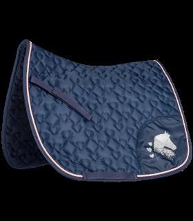 Unicorn - Glitter Saddle Pad