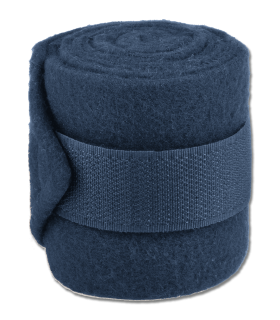 Fleece Bandage for Shettys, set of 4