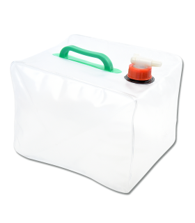 Water container, collapsible, 10 l