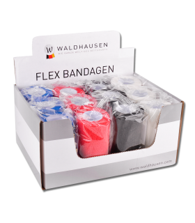Flex Bandages, Set of 12, incl. sales display