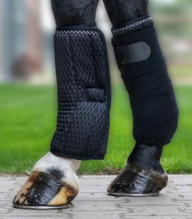 Breath bandage pads, 33x38cm, pair