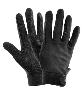 Picot Winter Riding Glove