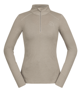 Chester Basic Zip-Shirt
