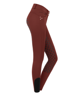 Claire High Waist Thermal Breeches