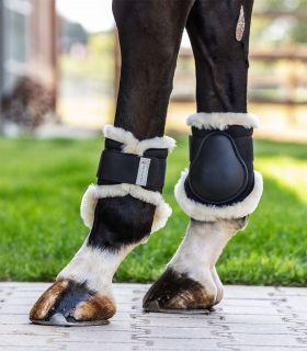 Lambskin Brushing Boots
