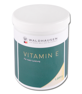 Vitamin E - for enhanced performance