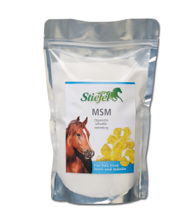 Stiefel MSM - for coat, skin, horn and joints