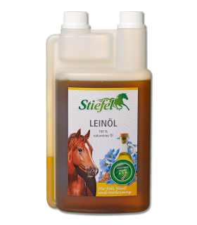 Stiefel Linseed Oil - for coat and digestion