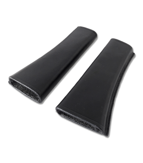 Leather stirrup leather protectors