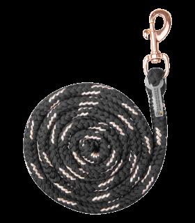 Rosé lead rope - carabiner
