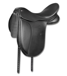Comfort Dressage Saddle, leather