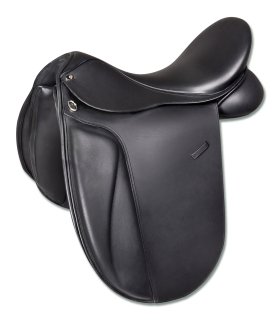 Premium Dressage Saddle, leather