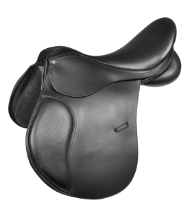 Comfort General Purpose Saddle, leather, pony