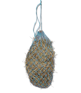 Hay net, small-meshed