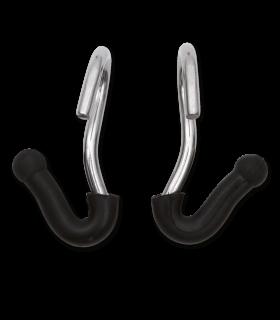 Curb Chain Hooks, rubber