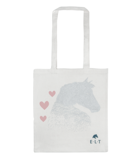 Lucky Heart ELT Shopping Bag