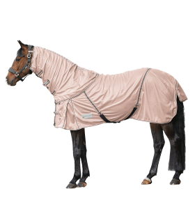 PROTECT Fly Rug featuring a detachable neck part