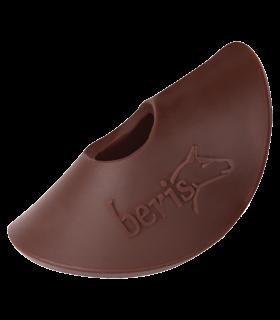 beris Gel Bit Guards, brown, pair