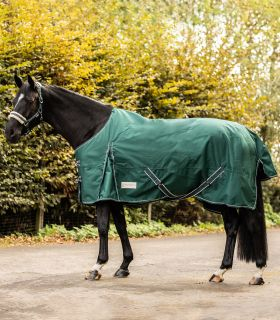 COMFORT turnout rug with crossover straps
