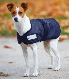 Silver Hearts Dog Coat, 100 g