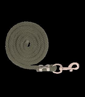 Premium Lead Rope - carabiner