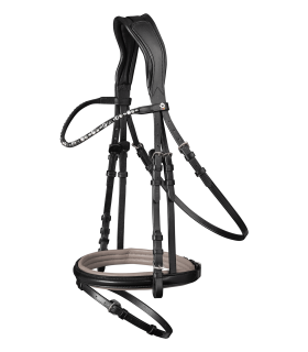 Waldhausen X-Line Bridle Design