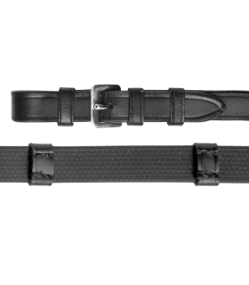 Waldhausen X-Line Rubber Reins with close stop intervals
