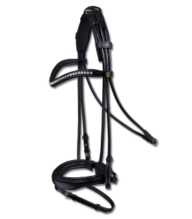 Waldhausen S-Line Bridle Blackburn