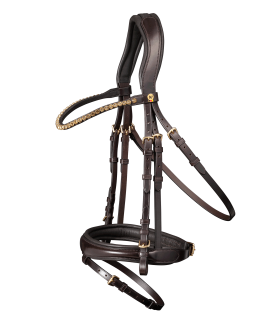 Waldhausen S-Line Bridle Goldsmith