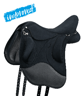 "Wintec HART Pro Endurance Sattel, schwarz, 17,5""/44 cm"